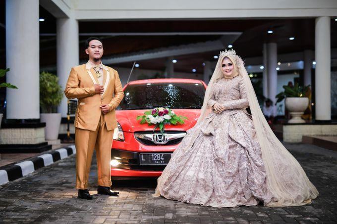 Wedding of Amrina & Farid by Rashdan Planner - 016