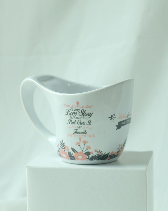Mug Aladin by Mug-App Wedding Souvenir - 002