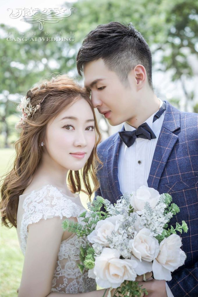 Makeup and Styling of our Brides by Cang Ai Wedding - 025