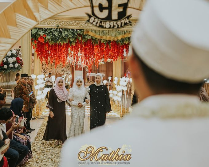 Wedding Of Tiari & Yoga by Muthia Catering - 010
