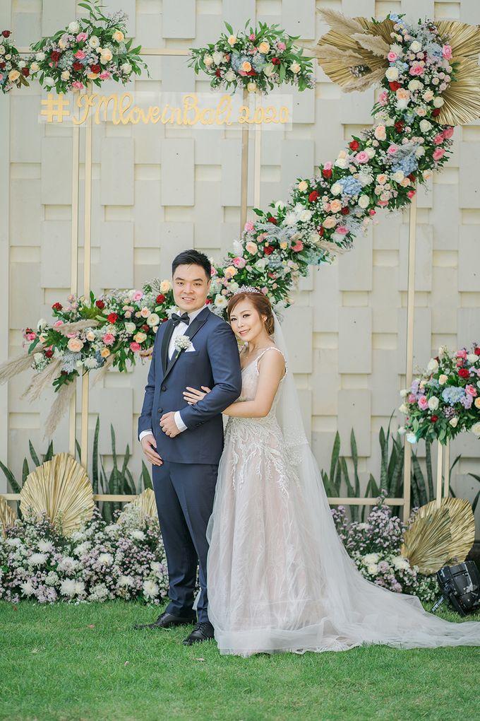Wedding of Irfanto & Meilani by Nika di Bali - 008