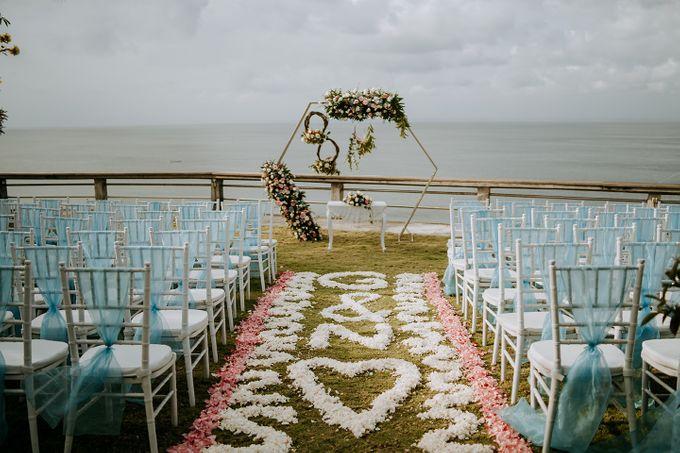 Wedding of Georg & Natalia by Nika di Bali - 008