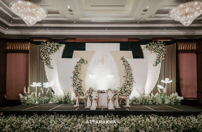 The Wedding of Avi and Farhan by Elior Design - 001