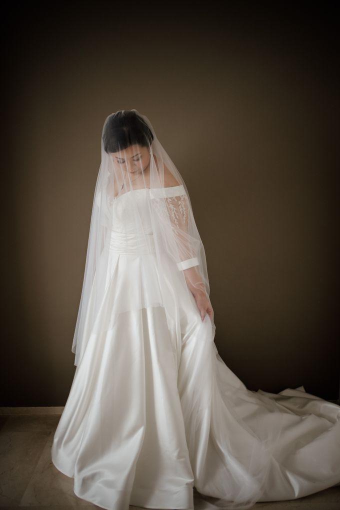 Febri & Grace's Wedding by Cloche Atelier - 007