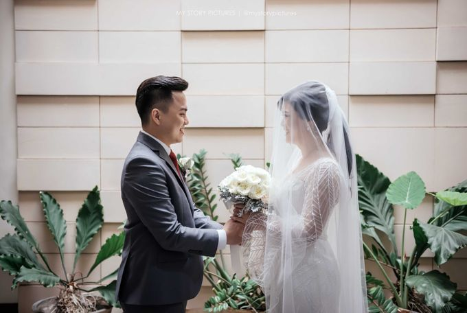 Ito & Jovi Wedding by My Story Photography & Video - 012
