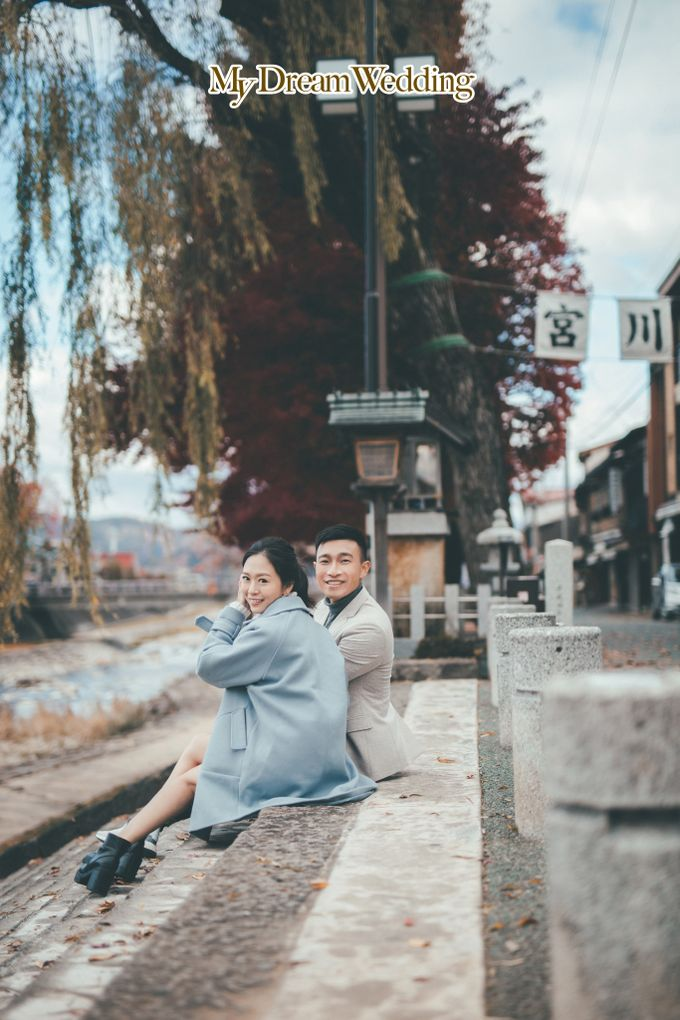 Shirakawa-Go(白川鄉) by My Dream Wedding - 008