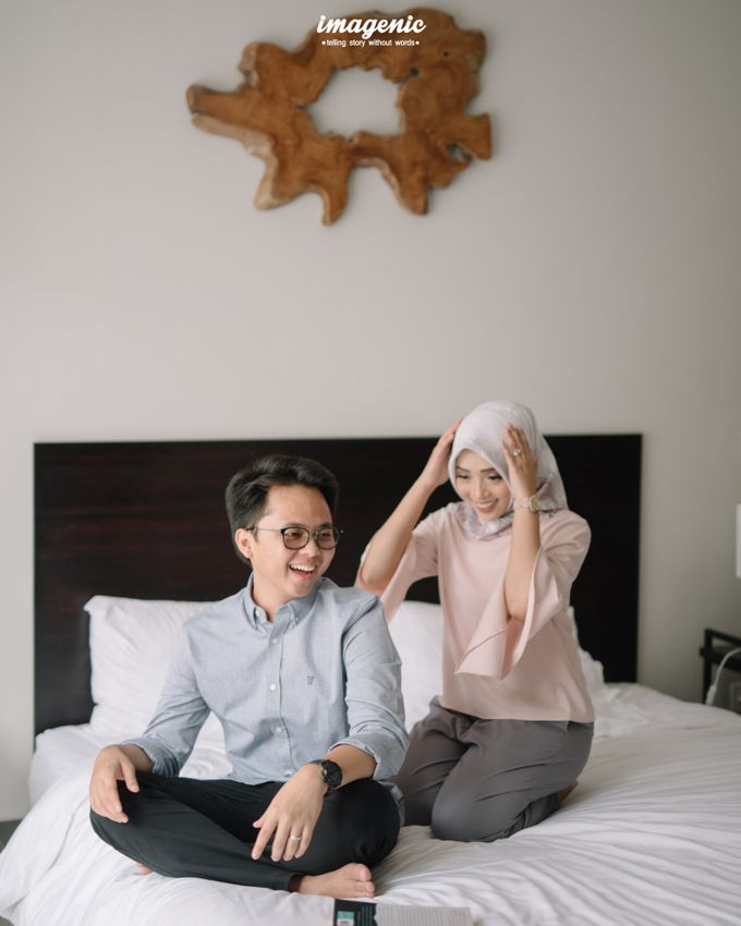 Prewedding M & F by Imagenic - 006