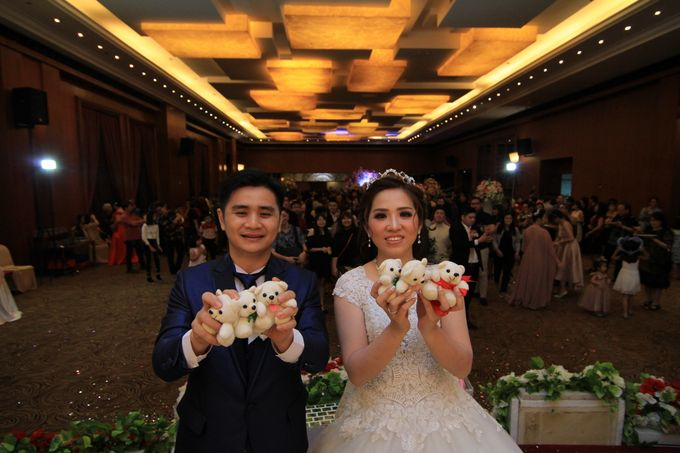 Wedding Party of Ardian and Moniah at Angke Restaurant by Angke Restaurant & Ballroom Jakarta - 012