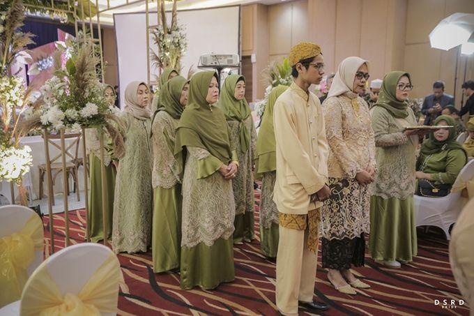 The Wedding Of Novi & Sandy by Pandjava Culinary Service - 008
