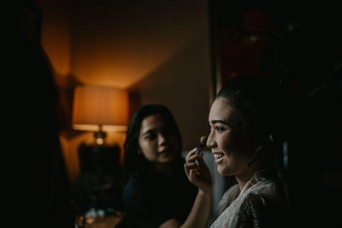Denita & Fahmi Wedding by AKSA Creative - 008