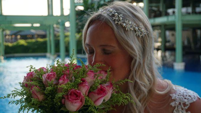 Wedding by the sea in Antalya -Lucy & Daniel- by Wedding City Antalya - 007