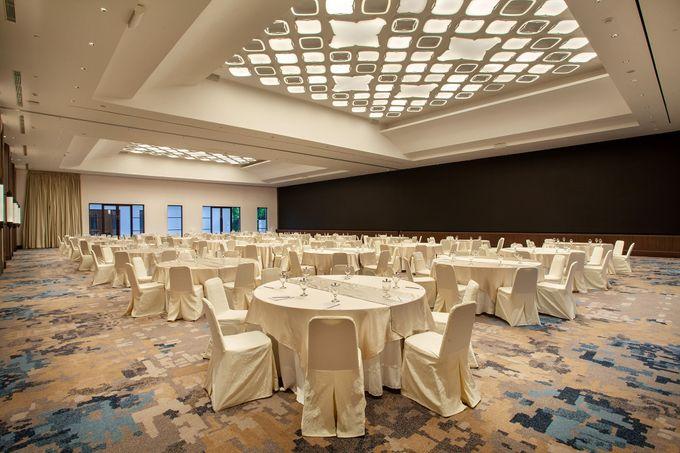 Our New Grand Ballroom & New Face of Novotel Bogor by Novotel Bogor Golf Resort and Convention Centre - 008