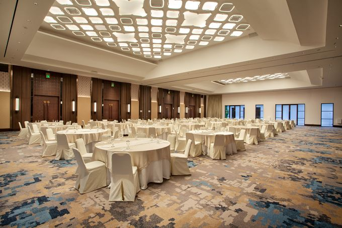 Our New Grand Ballroom & New Face of Novotel Bogor by Novotel Bogor Golf Resort and Convention Centre - 007