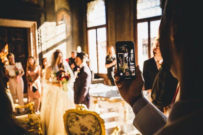 Luxury wedding in Venice by CB Photographer Venice - 018
