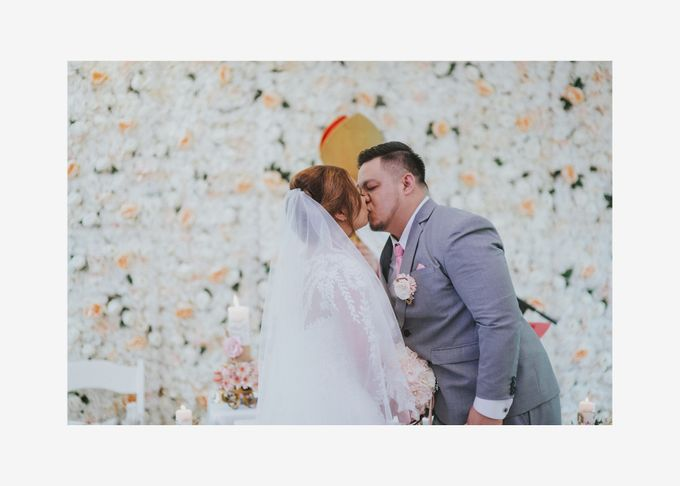 Vince and Rhosiel Wedding by Fiat Lux Productions - 035