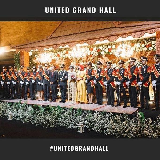 AYU & NOVIT WEDDING by United Grand Hall - 006
