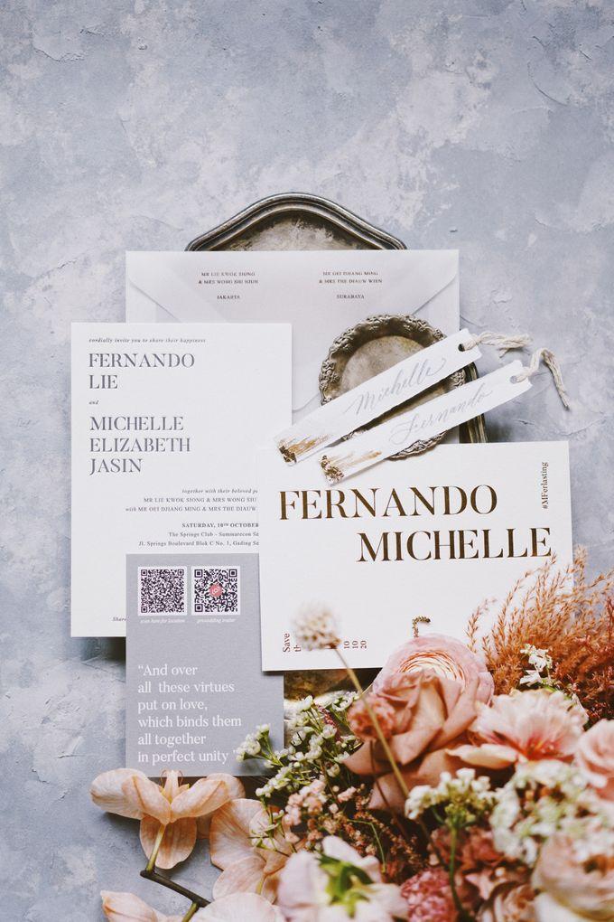 Wedding Of Fernando & Michelle by Eugene & Friends - 015