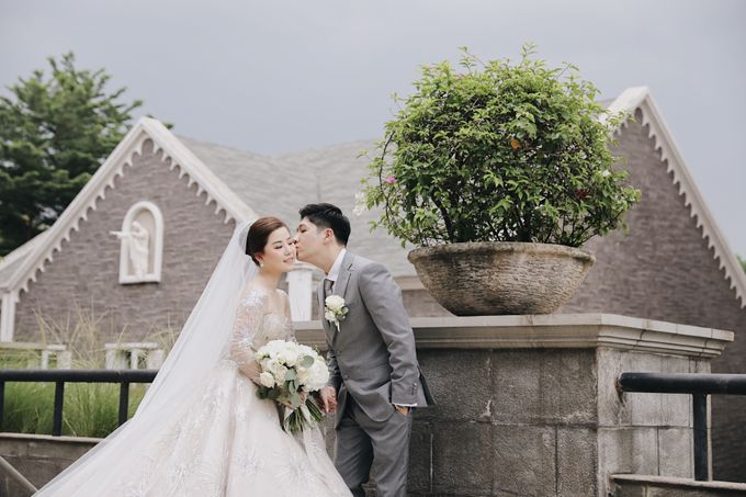 The Wedding of Alvin & Febriyana by Lavene Pictures - 025