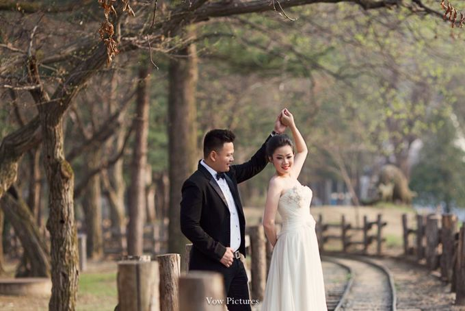 Fated to Love - Eldo and Adel Pre-Wedding by Antony by Vow Pictures - 013