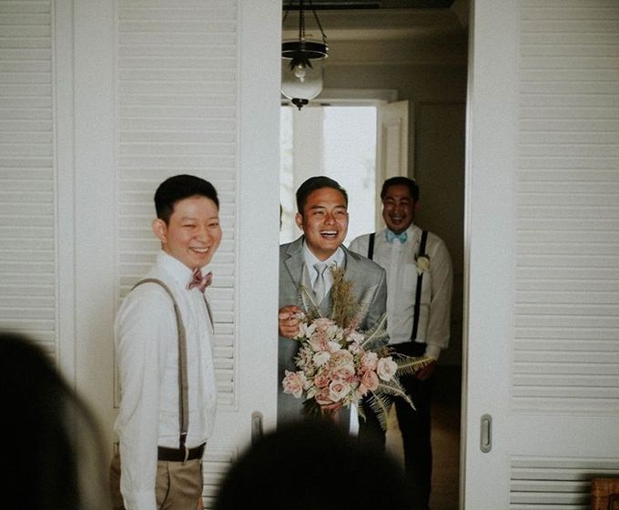 The Wedding of Evelyn & Raymond by Bali Eve Wedding & Event Planner - 011