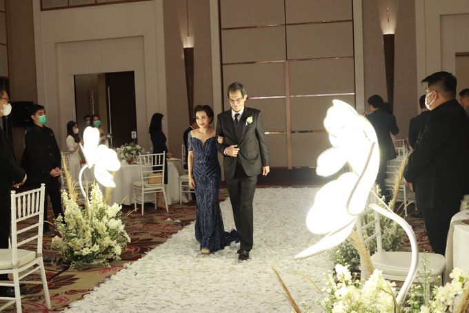 MC Wedding Intimate Fairmont Jakarta - Anthony Stevven by Anthony Stevven - 014