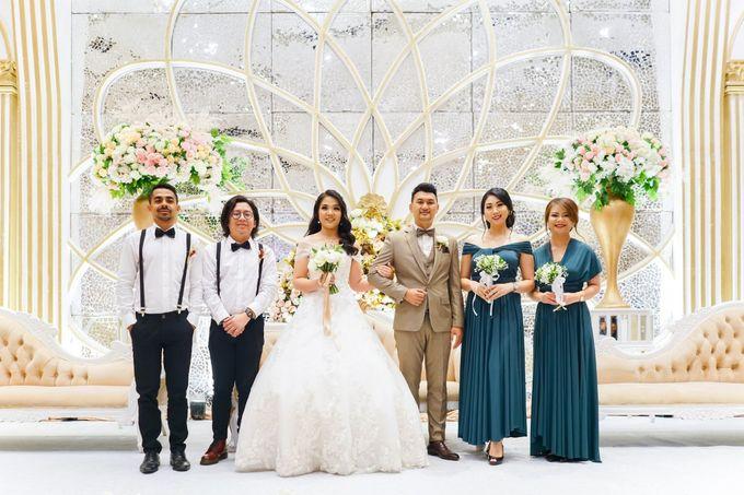 Wedding Of Adi & Pricilia by Ohana Enterprise - 012