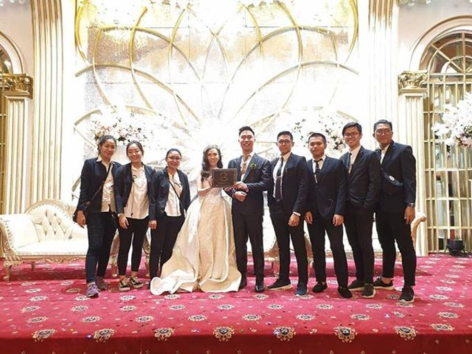 The Wedding Of Andrew & Yunita by Grand Serpong Kitchen - 003