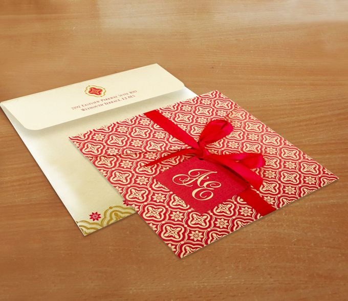 Beautiful Designer Wedding Invitations - IndianWeddingCards by IndianWeddingCards - 002