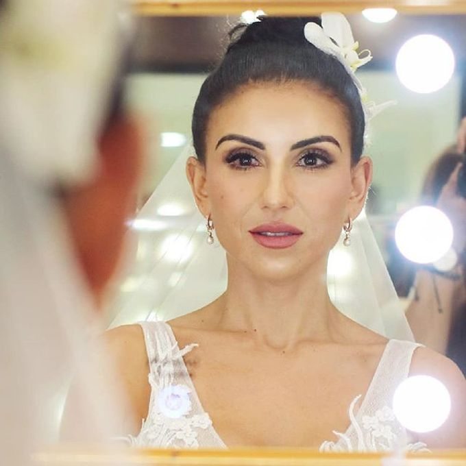 Bridal Look by Charlotte Sunny - 006