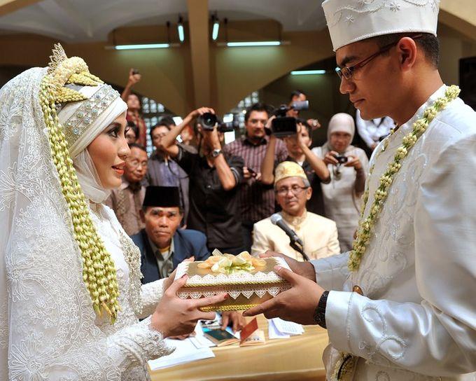 The Wedding Of Utami & Hafidz by Alux's Event & Wedding Creator - 002