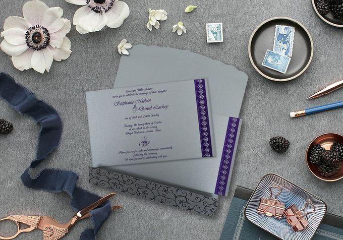 Beautiful Designer Wedding Invitations - IndianWeddingCards by IndianWeddingCards - 003