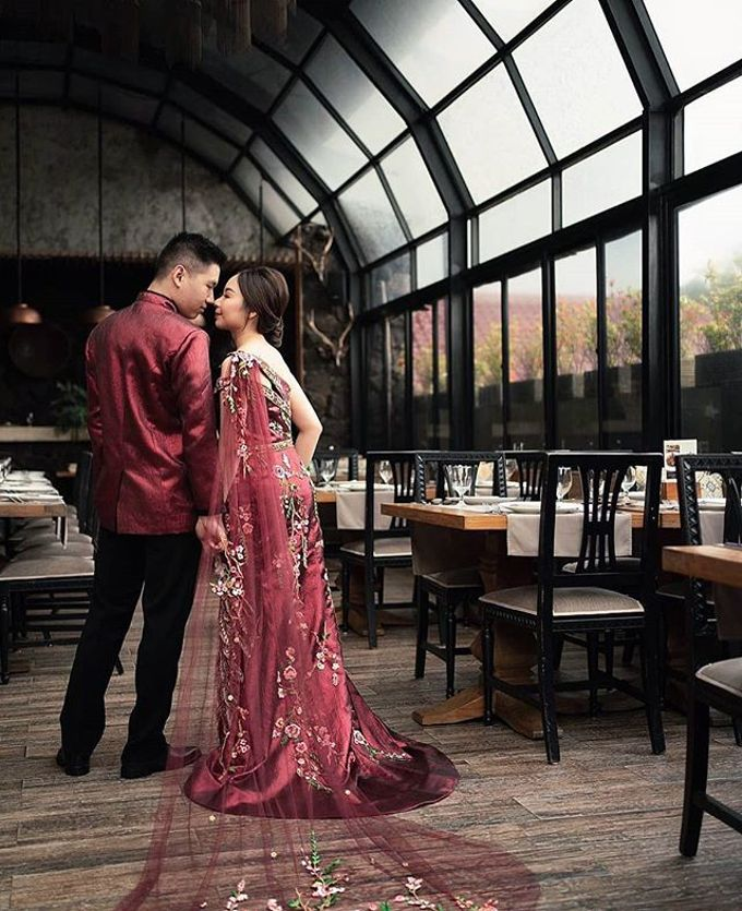 Engagement Of Jessica & Rico by METTA FEBRIYAN bridal & couture - 004