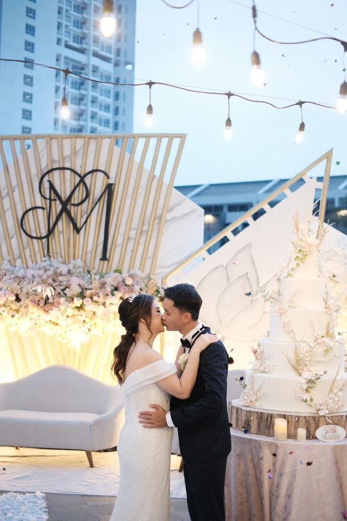 Wedding Of Pratama & Mayliana by Ohana Enterprise - 006