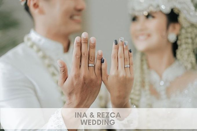 INA & REZCA WEDDING by Seserahan Indonesia - 008