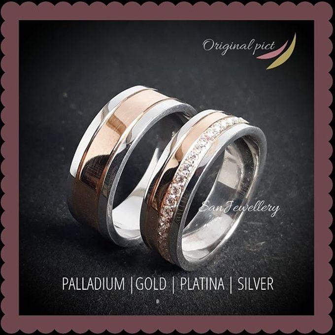 cincin kawin by sanjewellery - 028