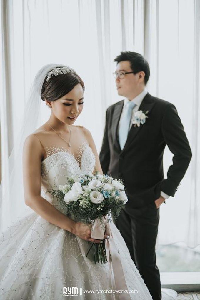 Leonard & Meylinda Wedding Day by RYM.Photography - 024