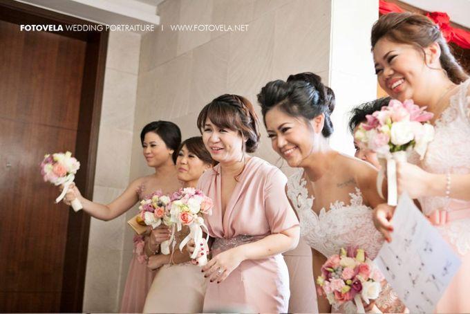 Fendy & Jeany Wedding by fotovela wedding portraiture - 041