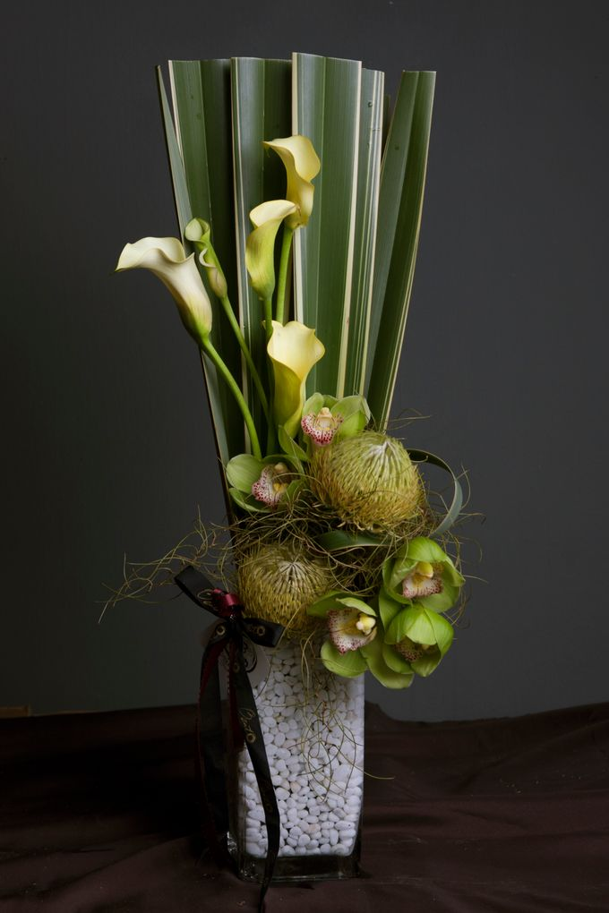 Flora Styling in vase by Beato - 002