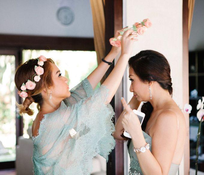 Intan Ayu & Olaf Wedding by Ray Aloysius Photography - 006