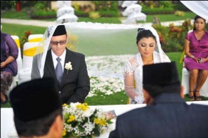 John & Ima by Bali Wedding Vows - 008