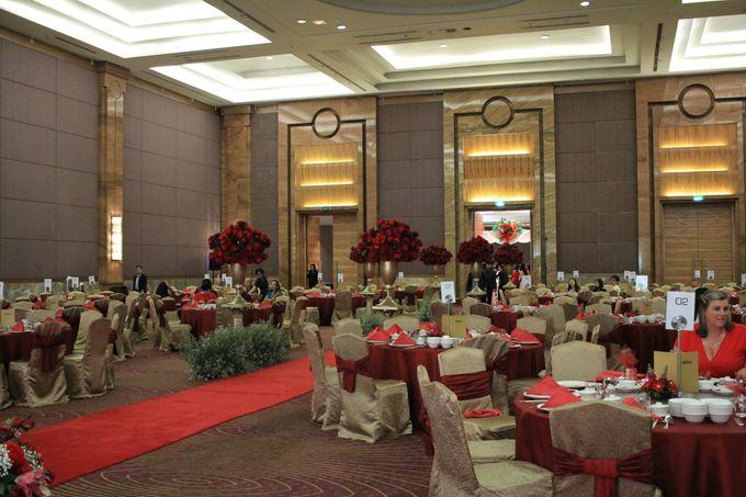 Engagement Hotel Pullman Central Park Jakarta - MC Anthony Stevven by Casablanca Design - 001
