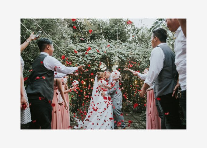Vince and Rhosiel Wedding by Fiat Lux Productions - 036