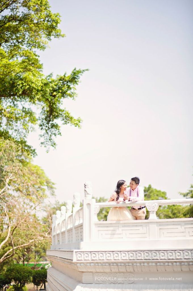 singapore Prewedding Fendy & Jeany by fotovela wedding portraiture - 006
