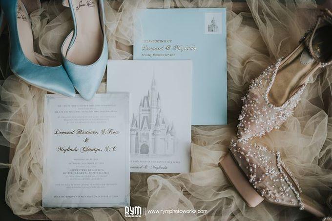 Leonard & Meylinda Wedding Day by RYM.Photography - 002