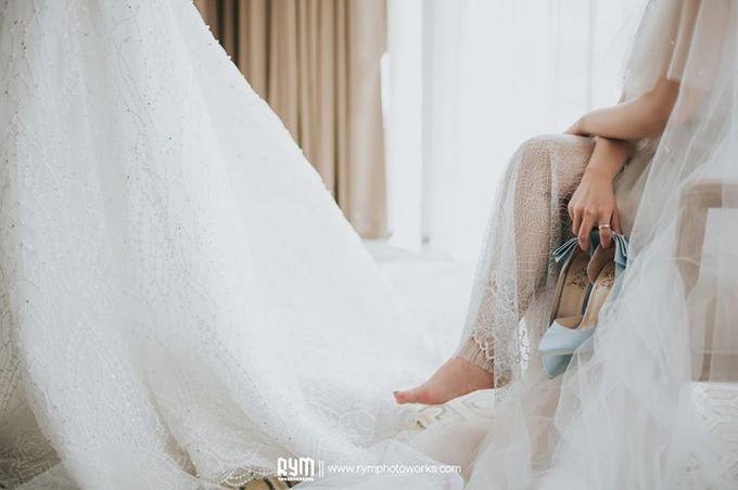 Leonard & Meylinda Wedding Day by RYM.Photography - 005