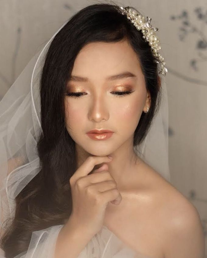 Makeup Portofolios by Xiaoling Makeup Artist - 033