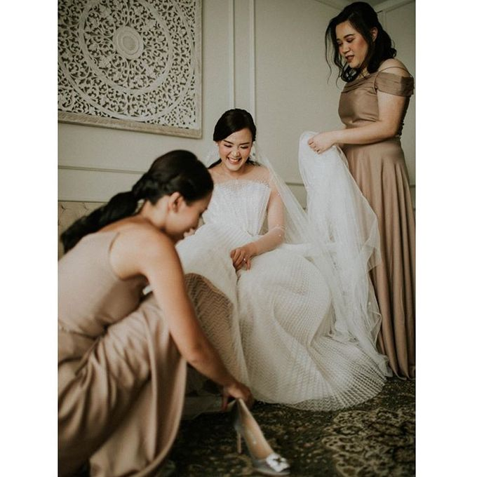 The Wedding of Evelyn & Raymond by Bali Eve Wedding & Event Planner - 006