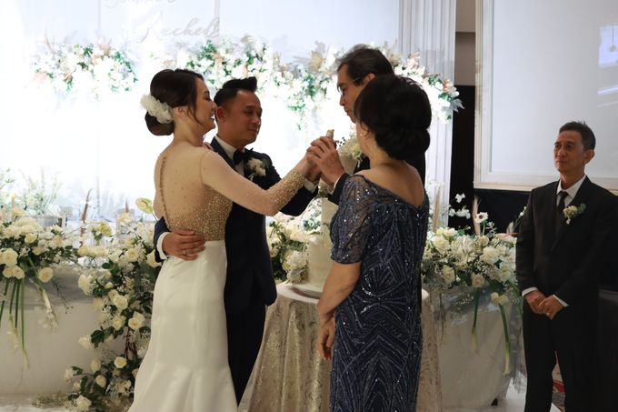 MC Wedding Intimate Fairmont Jakarta - Anthony Stevven by Anthony Stevven - 021