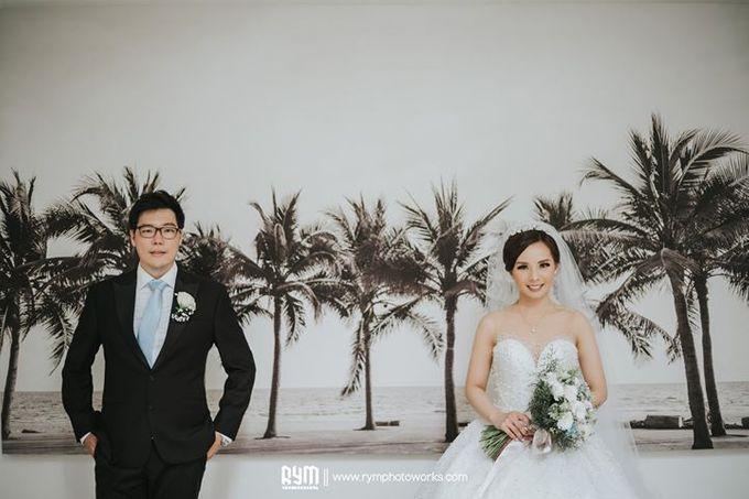 Leonard & Meylinda Wedding Day by RYM.Photography - 031