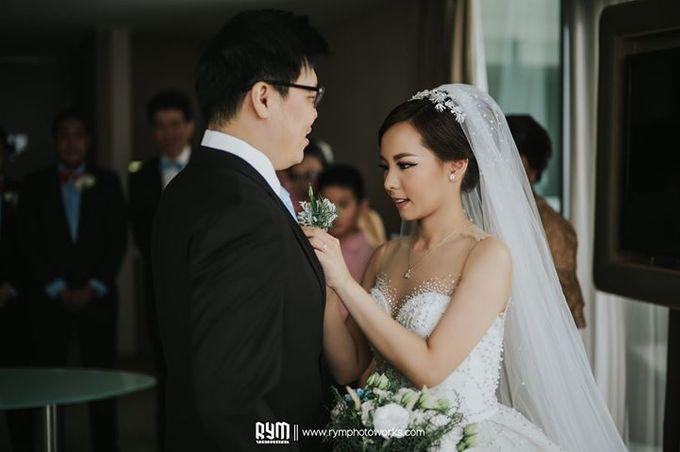 Leonard & Meylinda Wedding Day by RYM.Photography - 022